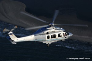 Eurocopter's EC175 exceeds its ambitious operational targets and offers 30 percent increased performance