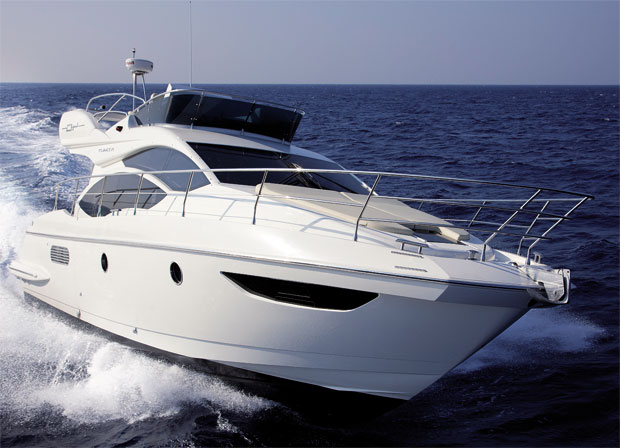 Azimut and Atlantis yachts exhibit four models in the heart of Europe.