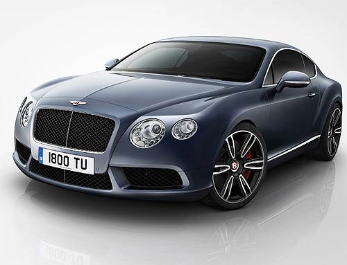 Two new Bentley Continental V8 models will be unveiled at the North American International Auto Show in Detroit on 9th January 2012.
