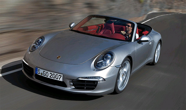 Porsche sets a new delivery record in 2011, with 118,867 vehicles being sold worldwide