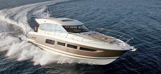 The first presentation of the Prestige 500 Yacht will be at the London Boat Show