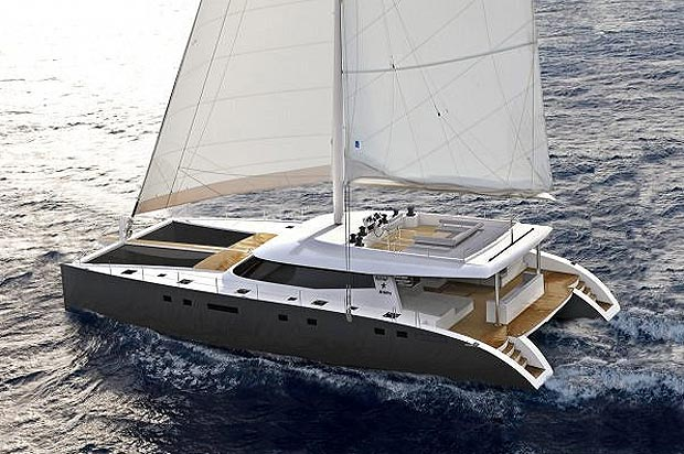 The Sunreef 80 will begin the new composite superyacht series intended for owners who wish to enjoy fast sailing adventures without giving up on comfort and fully customized interiors.