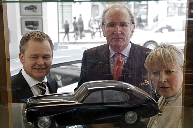 Luxury car maker Bristol Cars appoints Sir George White as Chairman of advisory board.