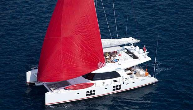 Sunreef Yachts Receives an Order for a New Unit of the Sunreef 58 Sailing.