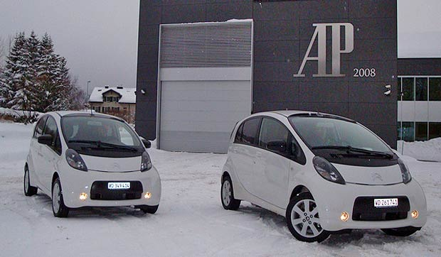 Luxury watch brand Audemars Piguet have switched to using electric cars.