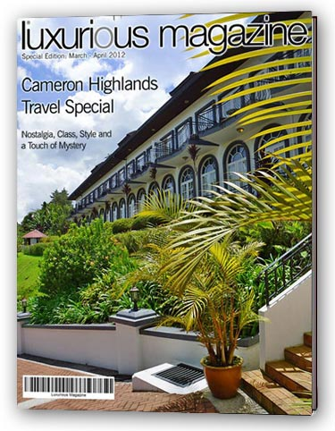 Download the 32 page digital magazine on the Cameron HIghlands or read online