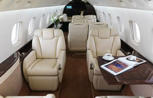 The 2012 version of the Legacy 650 features refinements to the interior and cabin management system