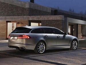 The new Jaguar XF Sportbrake the most versatile Jaguar ever created.