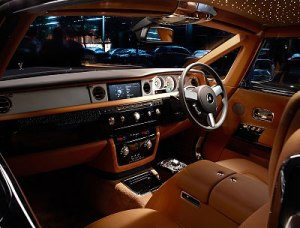 The Rolls-Royce Phantom Series II - making the best that exists even better.