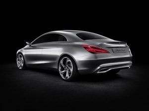 Mercedes Unveil their beautiful Concept Style Coupe: The Style Rebel 4