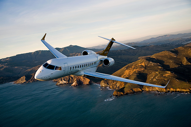 Bombardier Delivers First Vision Flight Deck on a Global 6000 Aircraft to Wideworld Services Ltd.