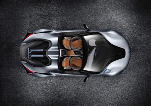 The stunning looking BMW i8 Concept Spyder - A vision of the Future. 7