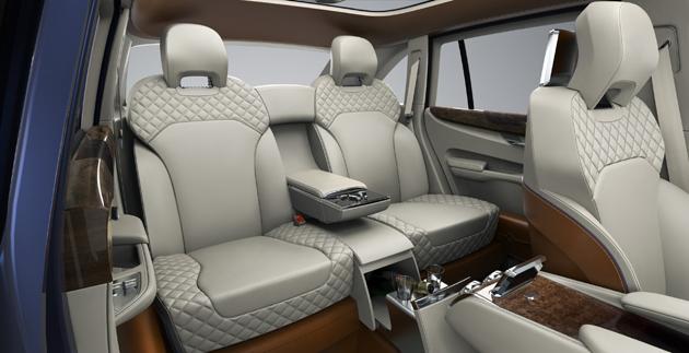 Bentley Reveals Powertrain Details for the Bentley EXP 9F Luxury SUV Concept. 6
