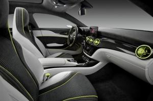 Mercedes Unveil their beautiful Concept Style Coupe: The Style Rebel 5