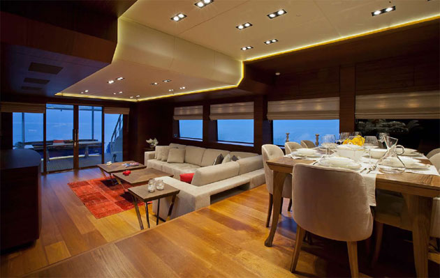 Vicem Yachts With An All New World Premiere The New 107 Cruiser MY Moni Luxurious Magazine