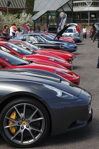 Simply Italian 2012 succeeded in turning the Beaulieu Arena simply red.