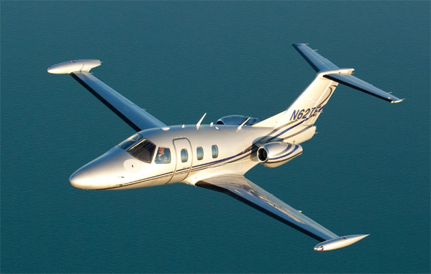 Eclipse Announces Official Start of Production of 550 Model.
