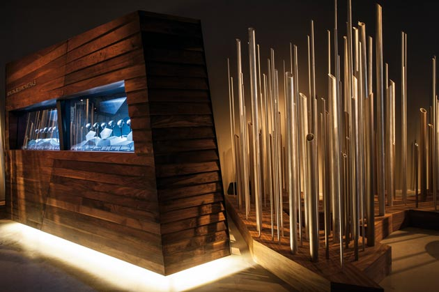 """Audemars Piguet's opening event of its """"Royal Oak... 40 YEARS from Avant-Garde to Icon"""" Exhibition."""