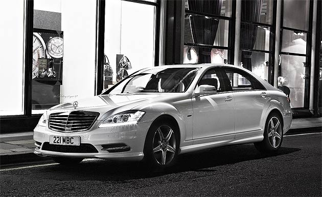 The Mercedes-Benz S-Class wins its seventh consecutive Auto Express Award win.