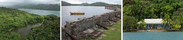 Exotic Escape in Panama