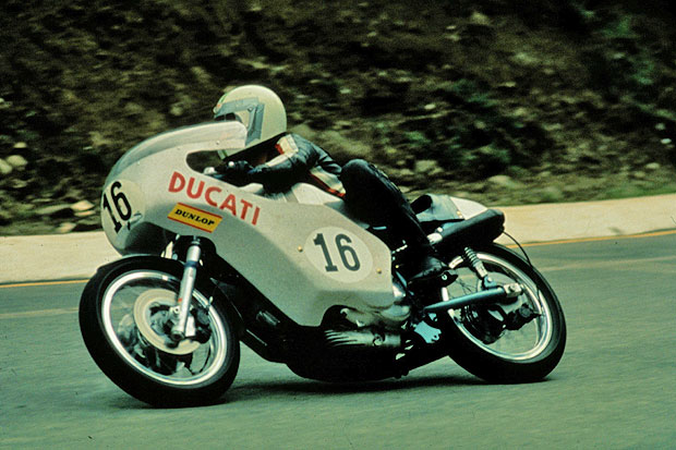 Ducati will celebrate the 40th Anniversary of their legendary Victory at the Imola 200 Revival in Italy.