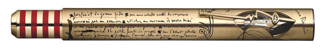 Montblanc Pays Homage To Painter Pablo Picasso with two new writing implements.