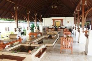 The Spa Villa at Pangkor Laut.