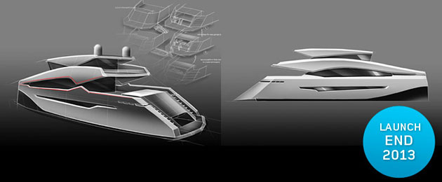 85 Sunreef Power NEW DESIGN 2013