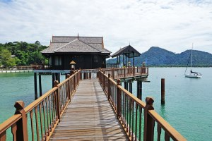 The Suria Suite at Pangkor Laut Resort