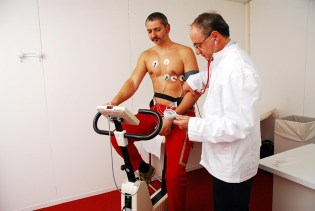 "The Med-ex Medical Partner Scuderia Ferrari, with the help of 168 Ferrari employees, studied the programme's effects over a period of four years, comparing them to the ""Progetto Brisighella"" study, which has been studying risk factors for cardiovascular and metabolism-related health problems on the people of Brisighella in Emilia-Romagna for the last 40 years becoming a benchmark for research in this area."