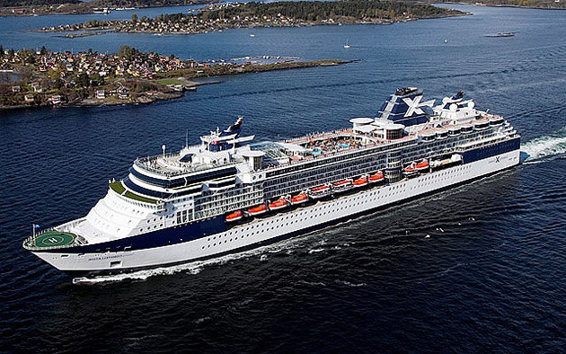 "Inaugural ""Top Chef: The Cruise"" on Celebrity Constellation to feature show's judges and chefs in series of interactive events."