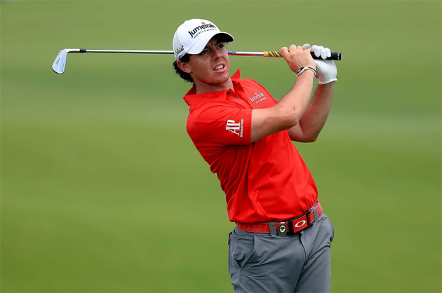 Rory McIlroy climbs back to World Number One