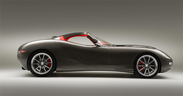 Iconic British sports car maker, Trident, will display the new Iceni Grand Tourer at Salon Prive.