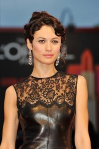 Olga Kurylenko Hits The Venice Film Festival Red Carpet In Dazzling David Morris Diamonds. 2
