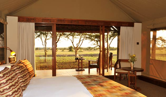 Serena Hotels officially open an additional 11 luxury tents at the Sweetwaters Tented Camp in Nanyuki, Kenya.