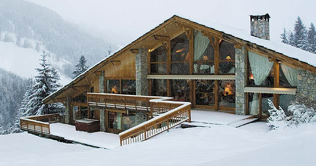 If you're planning a luxurious Winter break, Chalet Brames in Meribel should be on your list.