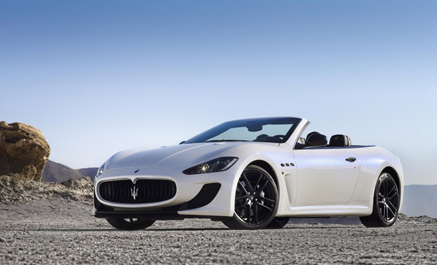 Designed to complete Maserati's open-top range, the new Maserati GranCabrio MC blends high performance and sports characteristics derived from racing experience with the style, charm and practicality of Maserati's four seater convertible.