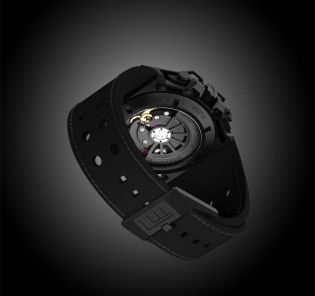 The movement This piece, like the original SpidoSpeed, is powered by a custom-made LW03 Concepto integrated chronograph movement, partially visible through the sapphire crystal case-back. This bespoke movement allows the crown and pushers to be completely aligned and to facilitate the attachment of the LINDE WERDELIN instruments. SpidoSpeed Black Diamonds will retail at CHF 25,000 exclusive of VAT from June 2012 on LindeWerdelin.com or from any LW authorised retailer in local currency.