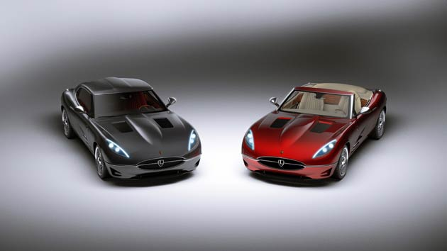 Lyonheart Cars Ltd, the British luxury sports car manufacturer, has announced that it will both increase production of their new Lyonheart K model to a series of 250 cars, and introduce a convertible variant as part of this run.