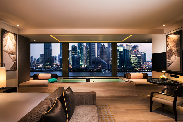 Leading luxury hospitality operator Banyan Tree Hotels and Resorts debuts its urban resort concept in mainland China with the launch of Banyan Tree Shanghai On The Bund.