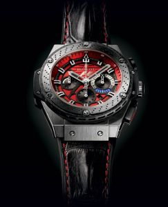 Hublot Unveils Limited Edition F1™ King Power Austin Timepiece To Commemorate Inaugural Race In Texas