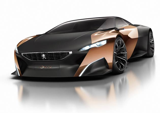 Luxurious Magazine rounds up the latest news from the world's luxury car manufacturers at this year's Paris Motor Show in France.
