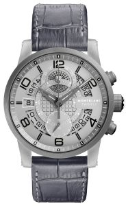 The Montblanc TimeWalker TwinFly Chronograph GreyTech Timepiece 3