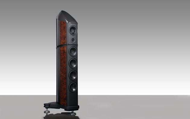 Leading British HIFI manufacturer, Wilson Benesch, has developed it's most advanced loudspeaker to date – the Cardinal.