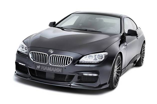 Hamann Extends Personalisation Programme To BMW Models With M Aerodynamic Package.