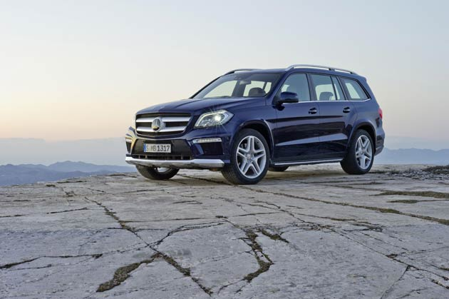 The full specification and pricing for the new generation seven-seat Mercedes Benz GL-Class has been released ahead of its slated production date of January 2013, with two models announced – the GL 350 BlueTEC AMG Sport and, for the first time, the stunning GL 63 AMG.