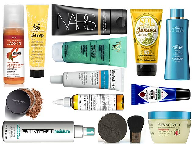 Luxurious Magazine's Reena Patel Pick of the Best Travel Beauty Essentials.