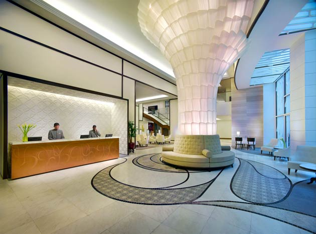 The Rendezvous Grand Hotel Singapore re-opens with a brand new look after extensive renovation.