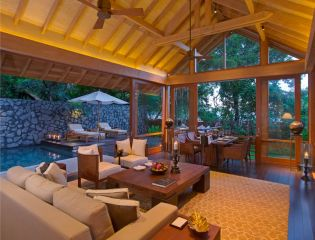 Iconic Malaysian luxury resort, The Datai Langkawi has upped the stakes when it comes to luxury accommodation in the region. The opening of fourteen new beach villas in December 2012 sets a new benchmark that others will find difficult to match.