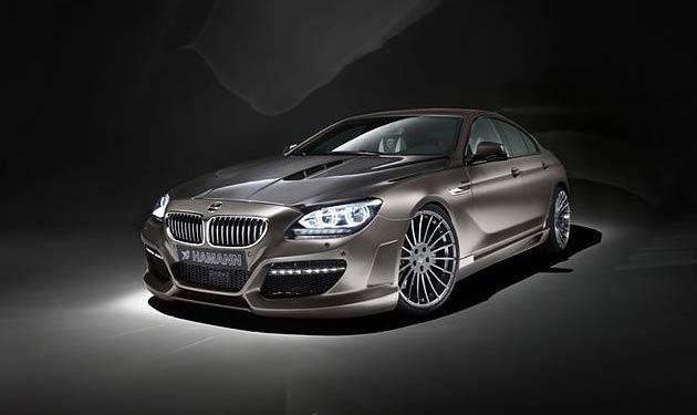 Hamann-Motorsport Customises BMW 6-Series Gran Coupé
